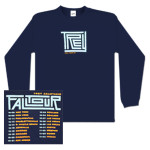 Trey Anastasio Long Sleeve Maze T-Shirt