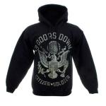 3 Doors Down Citizen Soldier Pullover Hoody