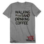 TR3 Walking in the Sand T-Shirt - Sports Grey