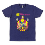 TR3 CARTOON TEE STORM
