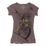 Batgirl Bat-Cycle Tee