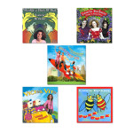 Laurie Berkner Band - Back Catalog Blowout-- All 5 CDs!