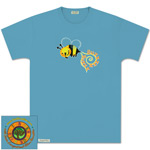 Men's Buzz Buzz Bumble Bee Tee