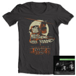 DMB Live Trax Vol. 31 Men's T-Shirt Bundle