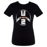 U2 360 Tour Logo Babydoll (black)