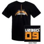 U2com U2 360 Stage Illustration T-Shirt