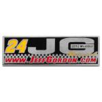 Jeff Gordon Network Pin
