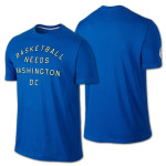 DC World Basketball Festival T-shirt