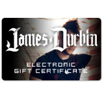 James Durbin Electronic Gift Certificate