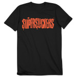 Supersuckers Cracked Logo Unisex T-Shirt