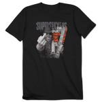 Limited Edition 'Hot Leathers' Eddie Spaghetti Fund T-Shirt