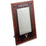 UVA Art Glass Picture Frame