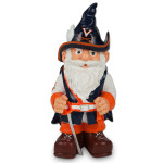 "UVA Cavalier 12"" Garden Gnome"