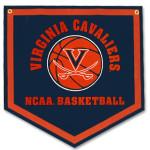 UVA Basketball Banner