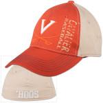 Orange UVA Recruit Virginia Baseball 1Fit Cap