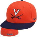 UVA Elite 643 Fitted Cap Orange
