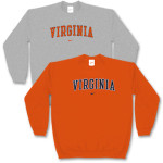 UVA Classic Crew Fleece