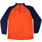UVA 1/4 Zip Shoot Around Shirt