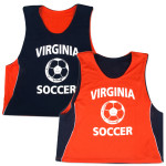 UVA Soccer Reversible Pinney Practice Tank