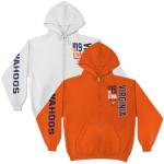 UVA Switch Full Zip Hoodie