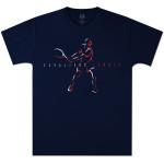 UVA Cavalier Tennis T-shirt Navy