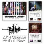 UM 2014 Calendar
