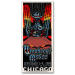 *Poster Archive Release* 2005 Commemorative Skyline Poster by Jeff Wood