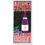Umphrey's McGee Avalon 2006 Women, Wine and Song poster by Steve Masten