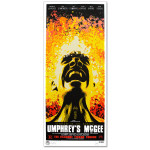 Umphrey's McGee- Jeff Wood Halloween 2007 Large Poster