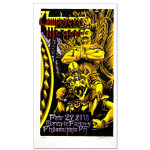 AJ Masthay Electric Factory Philly Poster