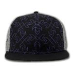 UM Grassroots Hat - Black/Grey