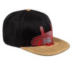 UM Grassroots Hat - Hemp/Black