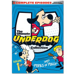 The Ultimate Underdog Vol. 1 DVD