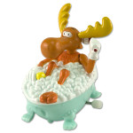 Bullwinkle Wind Up Toy