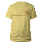 Van Halen Sunset Beach T-Shirt