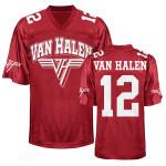 Van Halen Football Jersey