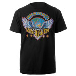 Van Halen Tour Of The World 1984 Tee