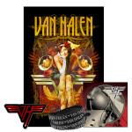 Exclusive Van Halen Accessories bundle