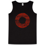 Women's Circle Design Tank Top