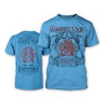 Warped Tour 2012 Women's Ritual T-Shirt