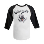 New - Classic Logo Whitesnake Jersey Tee