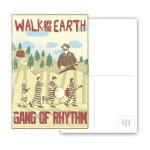 Walk Off The Earth Postcard