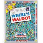 Where's Waldo? Book (Hard Cover)