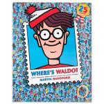 Where's Waldo Anniversary Book