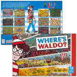 Where's Waldo 2014 16-Month Wall Calendar