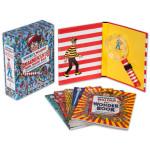 Where's Waldo? The Magnificent Mini Book Box
