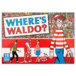 Where's Waldo 2015 16-Month Wall Calendar