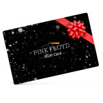 Pink Floyd Electronic Gift Certificate