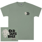 Albert Einstein Old Guys Rule Pure Genius T-shirt