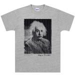 Albert Einstein MC2 Photo T-shirt